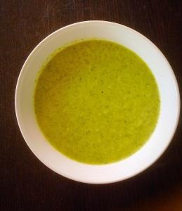 Broccoli Courgette Cheddar
